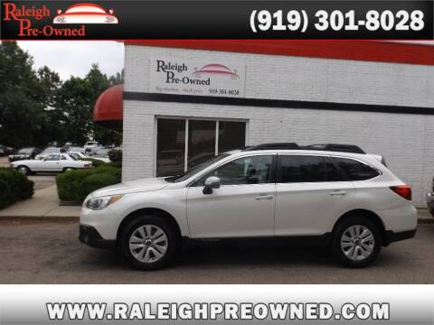 2015 Subaru Outback for sale at Raleigh Pre-Owned in Raleigh NC