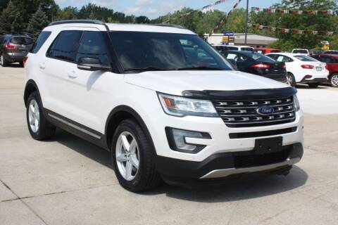 2016 Ford Explorer for sale at Sandusky Auto Sales in Sandusky MI