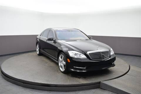 2013 Mercedes-Benz S-Class for sale at M & I Imports in Highland Park IL