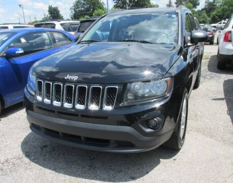 2014 Jeep Compass for sale at Express Auto Sales in Lexington KY