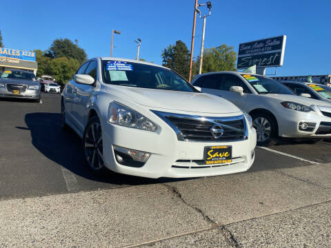2015 Nissan Altima for sale at Save Auto Sales in Sacramento CA