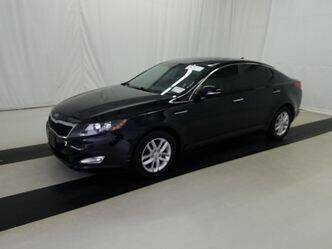 2013 Kia Optima for sale at Paradise Motor Sports LLC in Lexington KY