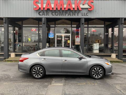 2018 Nissan Altima for sale at Siamak's Car Company llc in Salem OR