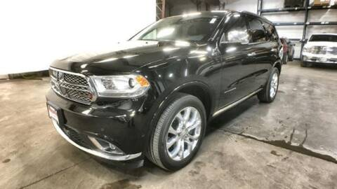 2018 Dodge Durango for sale at Waconia Auto Detail in Waconia MN