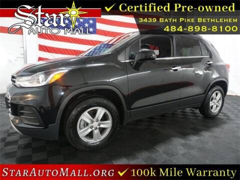 2020 Chevrolet Trax for sale at STAR AUTO MALL 512 in Bethlehem PA