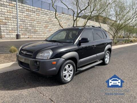 2008 Hyundai Tucson for sale at AUTO HOUSE TEMPE in Tempe AZ