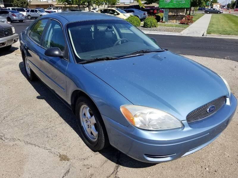 2005 Ford Taurus for sale at MQM Auto Sales in Nampa ID