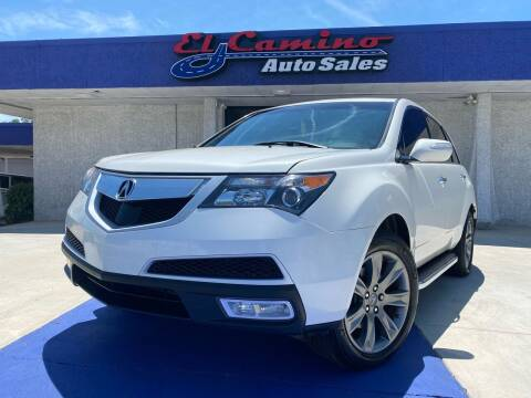 2011 Acura MDX for sale at El Camino Auto Sales Gainesville in Gainesville GA