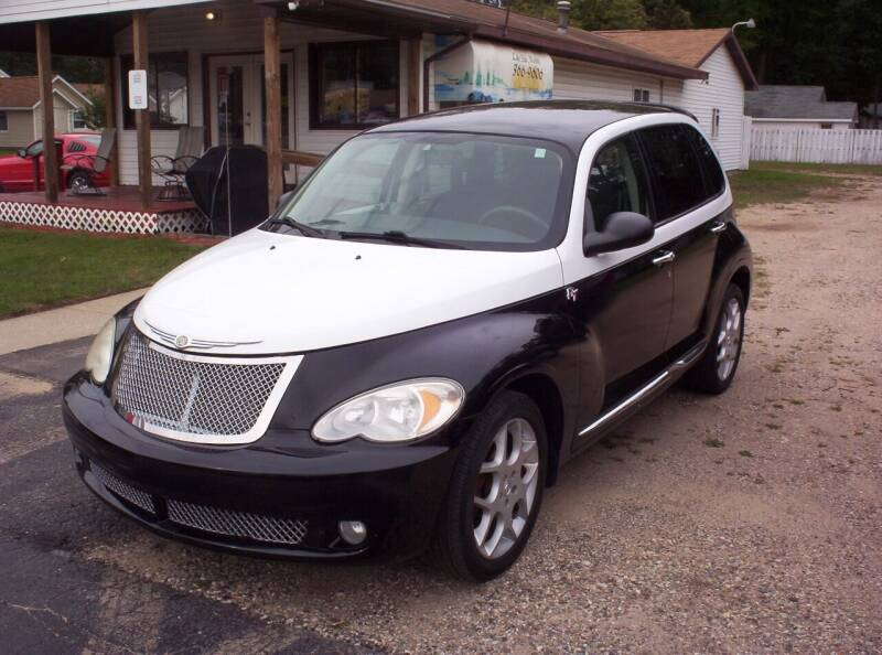 2009 Chrysler PT Cruiser for sale at LAKESIDE MOTORS LLC in Houghton Lake MI