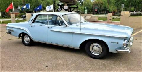 1962 Dodge Dart for sale at Classic Car Deals in Cadillac MI