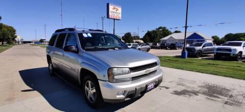 2004 Chevrolet TrailBlazer EXT for sale at America Auto Inc in South Sioux City NE