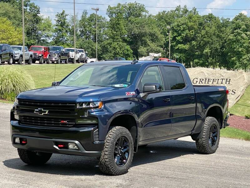 2020 Chevrolet Silverado 1500 for sale at Griffith Auto Sales in Home PA