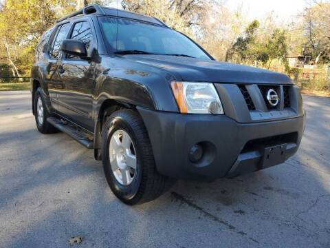 2008 Nissan Xterra for sale at Thornhill Motor Company in Lake Worth TX