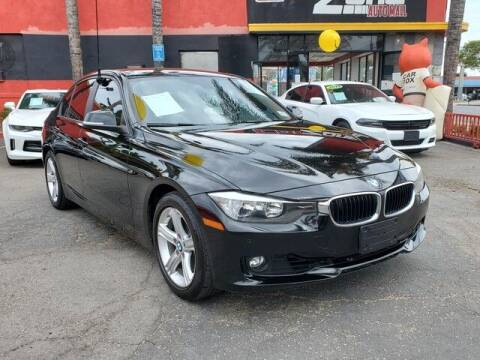 2013 BMW 3 Series for sale at Carzone Automall in South Gate CA