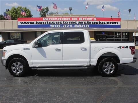 2019 Ford F-150 for sale at Kents Custom Cars and Trucks in Collinsville OK