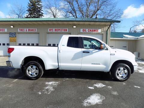 2008 Toyota Tundra for sale at SUMMIT TRUCK & AUTO INC in Akron NY