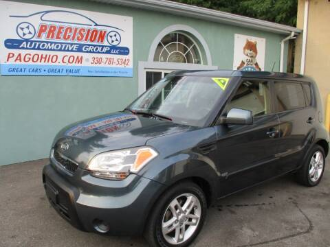 2011 Kia Soul for sale at Precision Automotive Group in Youngstown OH