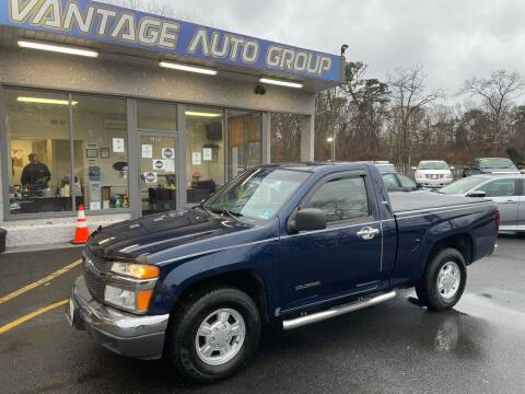 2004 Chevrolet Colorado for sale at Vantage Auto Group in Brick NJ