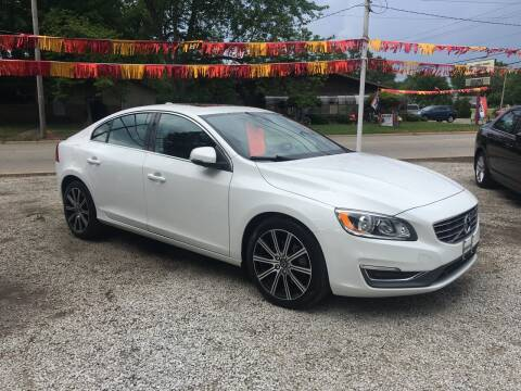 2017 Volvo S60 for sale at Antique Motors in Plymouth IN