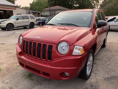 2008 Jeep Compass for sale at ALVAREZ AUTO SALES in Des Moines IA