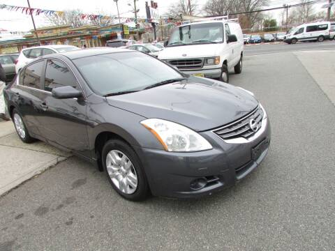 2010 Nissan Altima for sale at K & S Motors Corp in Linden NJ