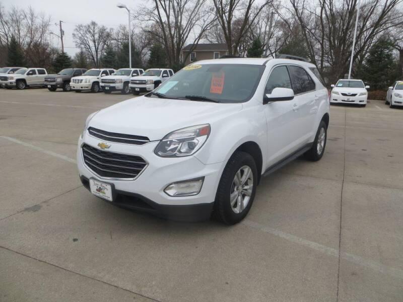 2016 Chevrolet Equinox for sale at Aztec Motors in Des Moines IA