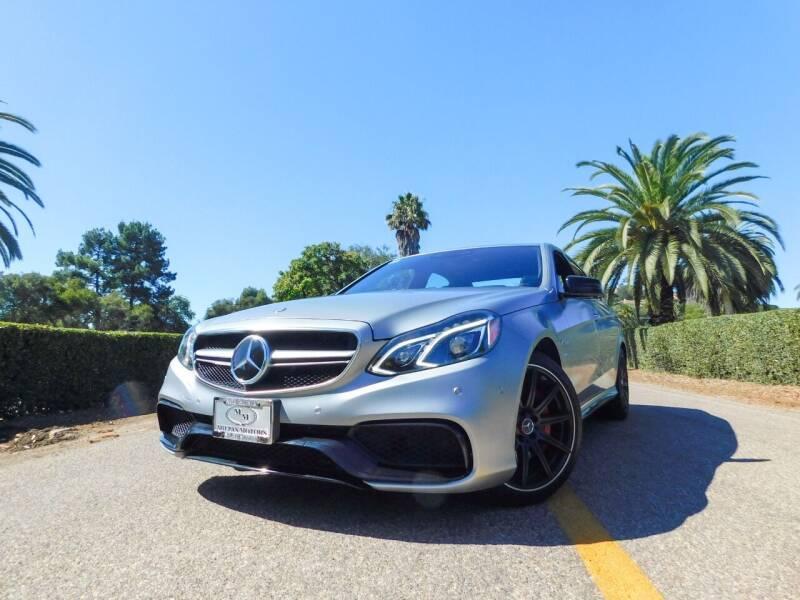 2014 Mercedes-Benz E-Class for sale at Milpas Motors in Santa Barbara CA