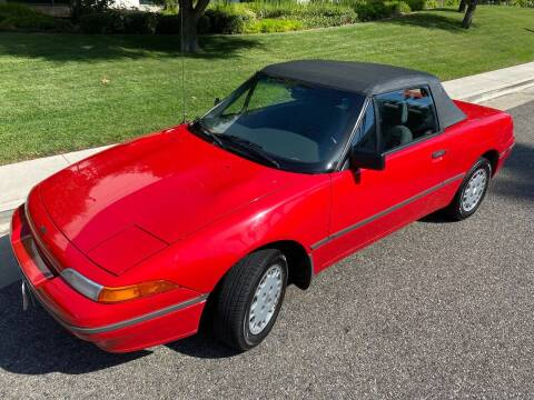 1993 Mercury Capri for sale at Donada  Group Inc in Arleta CA