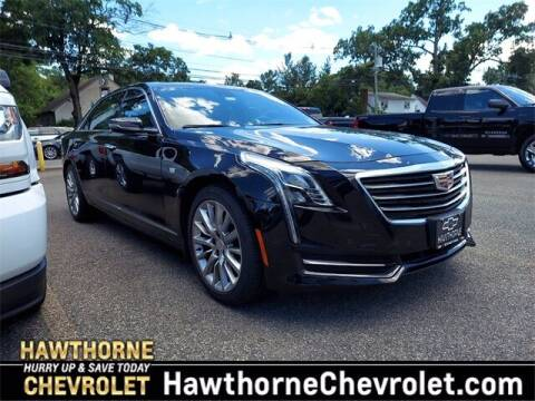 2018 Cadillac CT6 for sale at Hawthorne Chevrolet in Hawthorne NJ