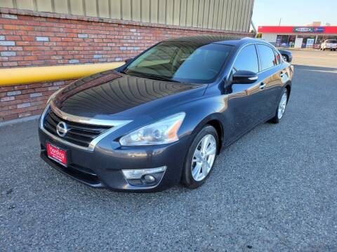 2014 Nissan Altima for sale at Harding Motor Company in Kennewick WA