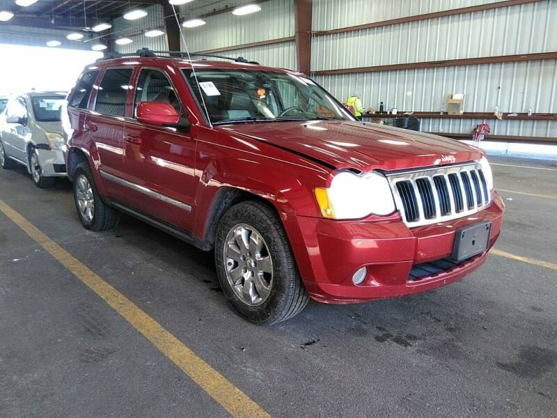 2009 Jeep Grand Cherokee for sale at MOUNT EDEN MOTORS INC in Bronx NY