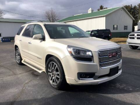 2013 GMC Acadia for sale at Tip Top Auto North in Tipp City OH