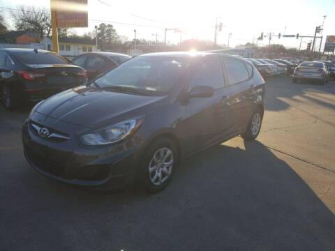 2012 Hyundai Accent for sale at Nile Auto in Fort Worth TX