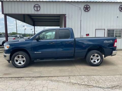 2019 RAM Ram Pickup 1500 for sale at Circle T Motors INC in Gonzales TX