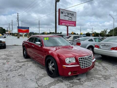 2007 Chrysler 300 for sale at Invictus Automotive in Longwood FL