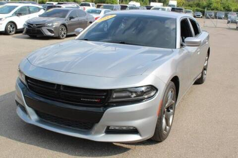 2015 Dodge Charger for sale at Road Runner Auto Sales WAYNE in Wayne MI