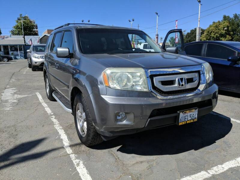 2009 Honda Pilot for sale at Best Deal Auto Sales in Stockton CA