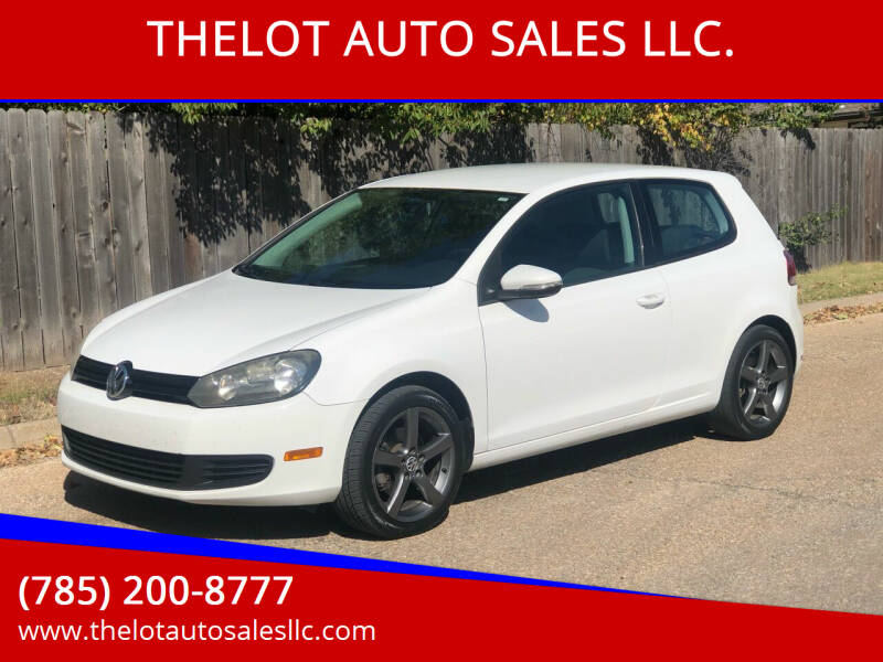 2010 Volkswagen Golf for sale at THELOT AUTO SALES LLC. in Lawrence KS