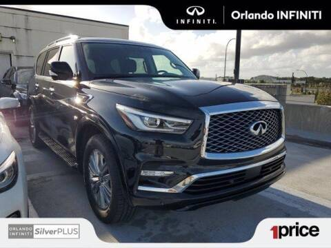 2019 Infiniti QX80 for sale at Orlando Infiniti in Orlando FL