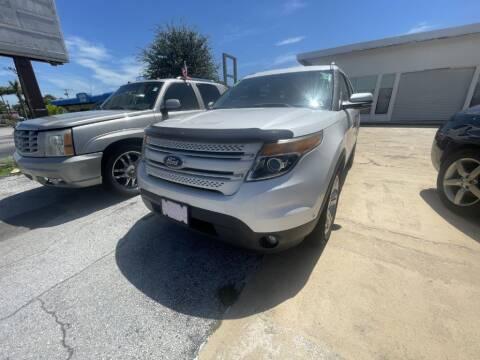 2011 Ford Explorer for sale at ROCKLEDGE in Rockledge FL