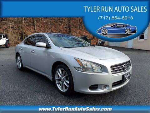 2011 Nissan Maxima for sale at Tyler Run Auto Sales in York PA