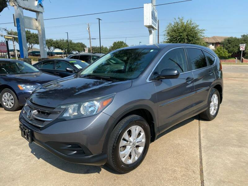 2014 Honda CR-V for sale at CityWide Motors in Garland TX