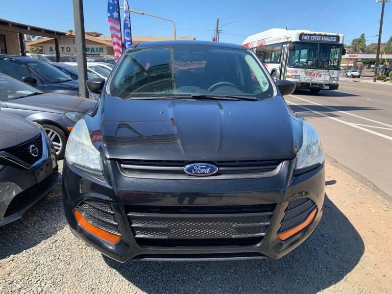 2013 Ford Escape for sale at Aria Auto Sales in El Cajon CA