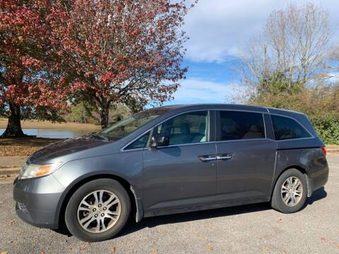 2011 Honda Odyssey for sale at LAMB MOTORS INC in Hamilton AL