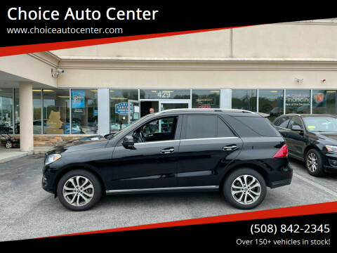 2019 Mercedes-Benz GLE for sale at Choice Auto Center in Shrewsbury MA
