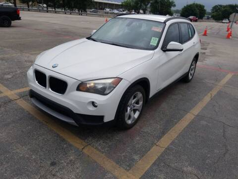2014 BMW X1 for sale at Mladens Imports in Perry KS