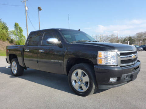 2009 Chevrolet Silverado 1500 for sale at Viles Automotive in Knoxville TN