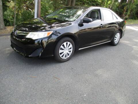 2013 Toyota Camry for sale at Route 16 Auto Brokers in Woburn MA