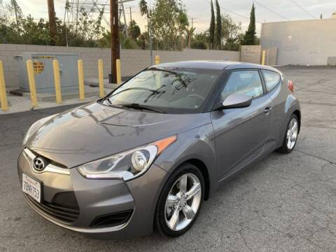 2013 Hyundai Veloster for sale at Hunter's Auto Inc in North Hollywood CA