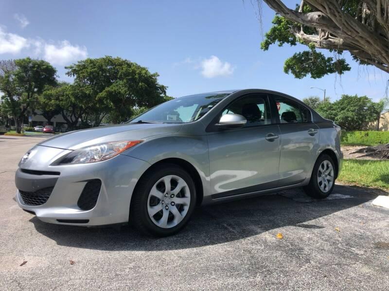 2012 Mazda MAZDA3 for sale at GERMANY TECH in Boca Raton FL